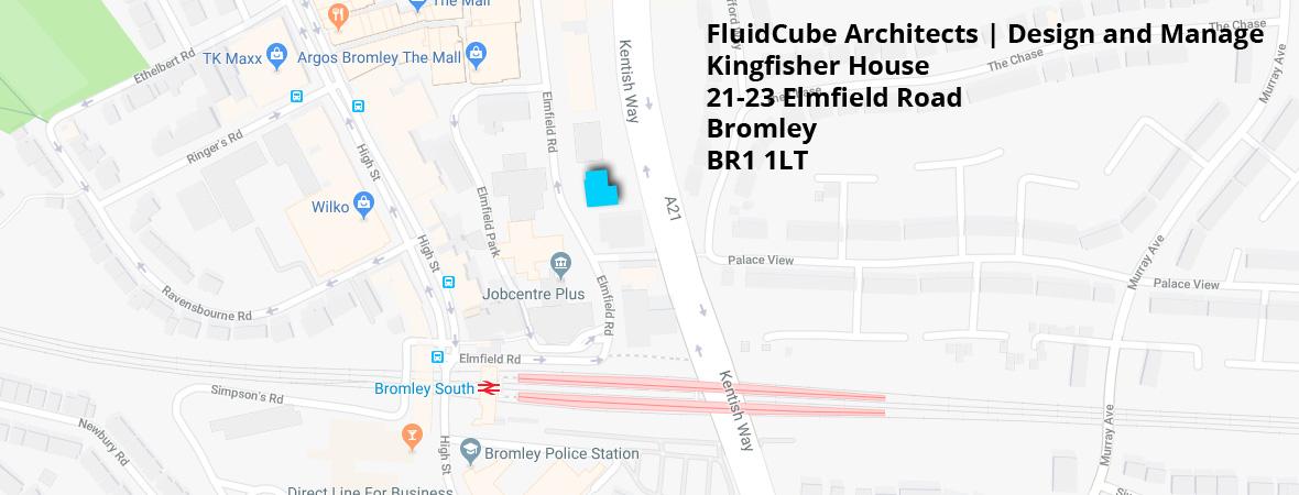 FluidCube Map