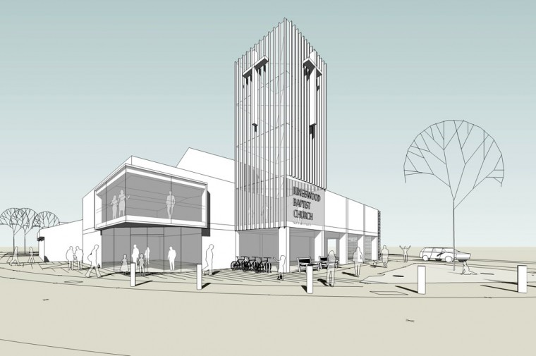 Kingswood Baptist Church, Basildon – Feasibility Study