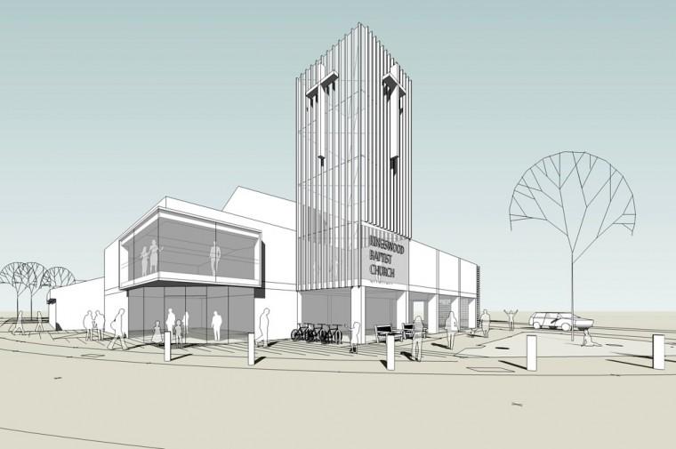 Kingswood Baptist Church, Basildon – Feasibility Study