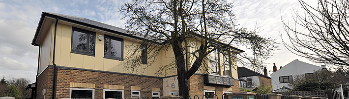 St Olave's Prep School, London – School Extension – As Built