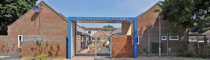 Bethersden Court, Maidstone – Residential Development – As Built