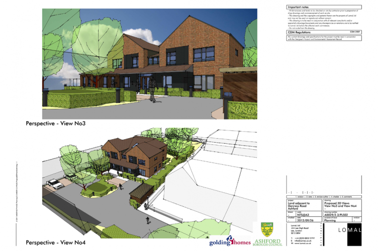 Rigden Road, Ashford - Planning