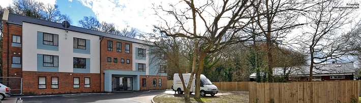LABC Building Excellence Awards 2015 – Best Social or Affordable New Housing