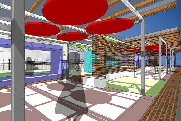 Oasis Academy Blakenhale Junior School, Birmingham – New Canopy