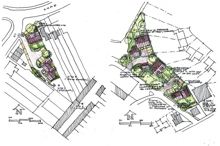 The Three Sites, Maidstone – Feasibility Study