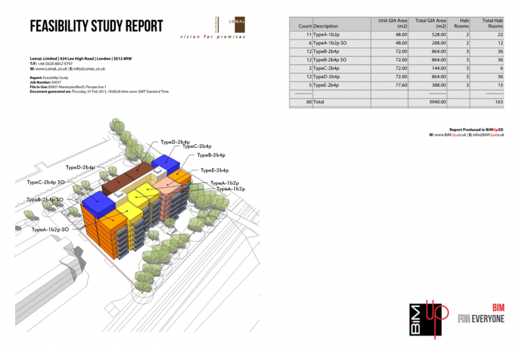 Way, Crawley – Feasibility Study
