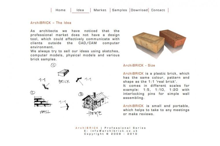 ArchiBRICK Professional Series