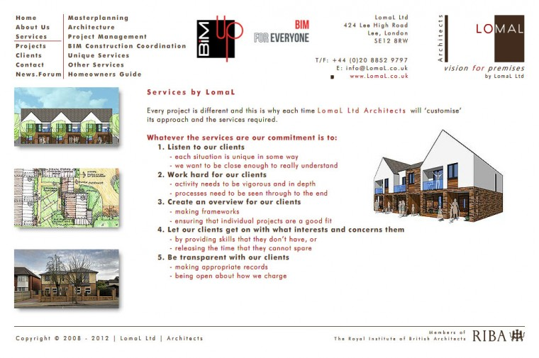 LomaL Architects