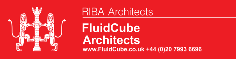 FluidCube Architects RIBA Boards