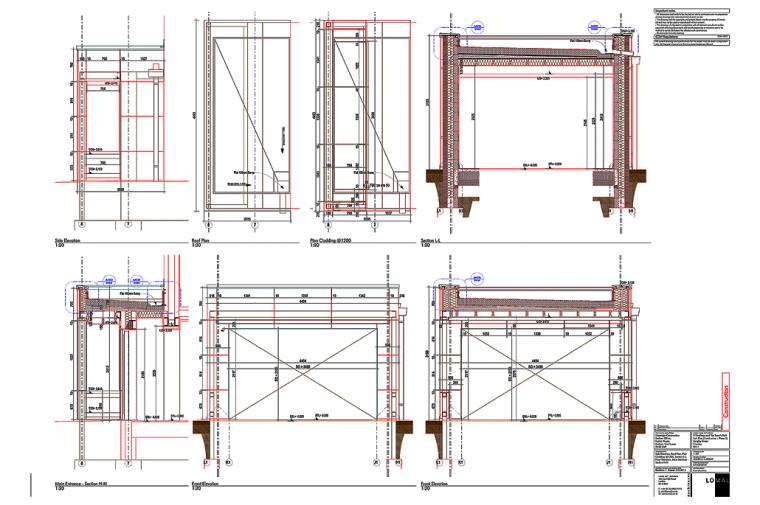 Lark Rise Phase 3, Crawley – Construction
